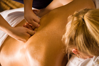 Aromatherapy, Swedish and Deep Tissue Massage